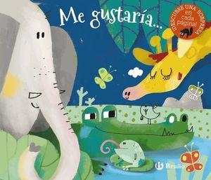 ME GUSTARIA ...