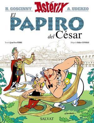 EL PAPIRO DEL CESAR