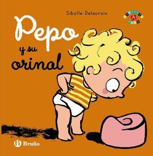PEPO Y SU ORINAL