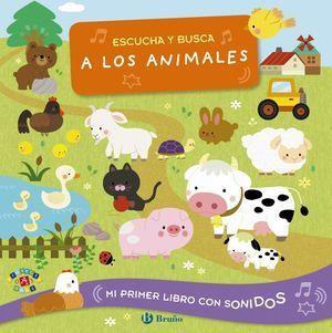 ESCUCHA Y BUSCA A LOS ANIMALES
