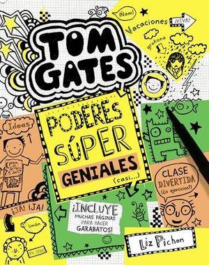 TOM GATES PODERES SUPER GENIALES
