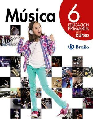 MUSICA 6º EP EN CURSO ED. 2015