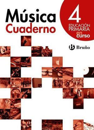 MUSICA 4º PRIMARIA CUADERNO EN CURSO