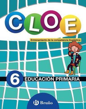 CLOE 6 LIBRO DEL ALUMNO