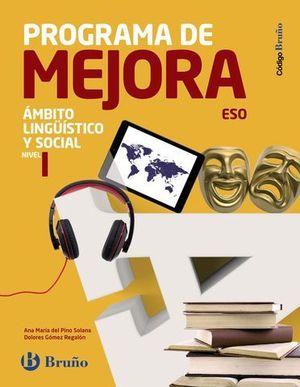 PROGRAMA DE MEJORA AMBITO LINGÜISTICO SOCIAL I