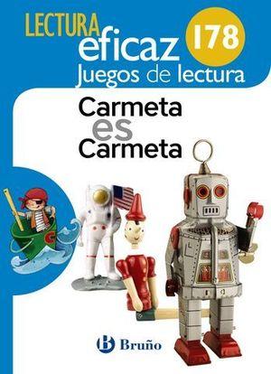 CARMETA ES CARMETA JUEGO DE LECTURA 178