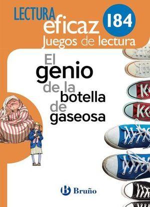 EL GENIO DE LA BOTELLA GASEOSA JUEGO DE LECTURA 174