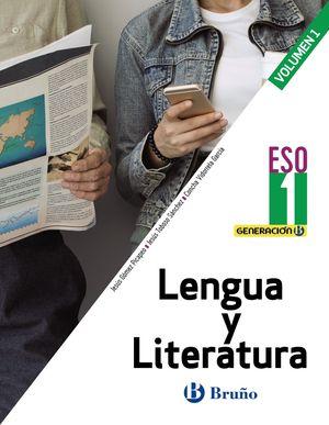 LENGUA Y LITERATURA 1º ESO NUEVA GENERACION B
