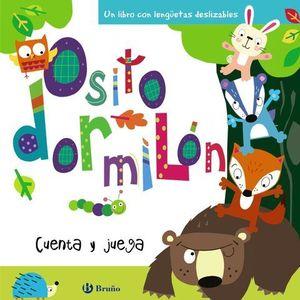 OSITO DORMILON.  CUENTA Y JUEGA