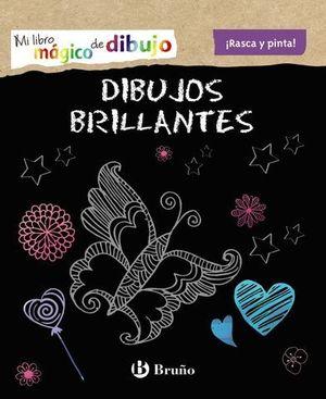 MI LIBRO MÁGICO DE DIBUJO. DIBUJOS BRILLANTES.