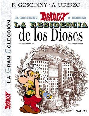 LA RESIDENCIA DE LOS DIOSES. LA GRAN COLECCIÓN.