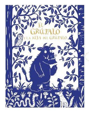 EL GRUFALO Y LA HIJA DEL GRUFALO.  EDICION DE LUJO