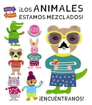 LOS ANIMALES ESTAMOS MEZCLADOS!