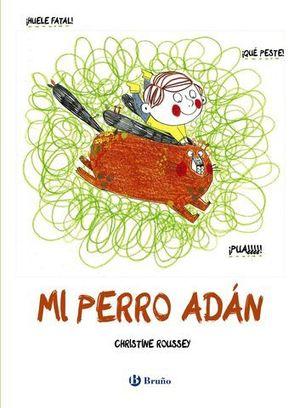 MI PERRO ADAN