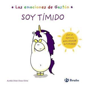LAS EMOCIONES DE GASTON.  SOY TIMIDO