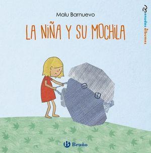 LA NIÑA Y SU MOCHILA