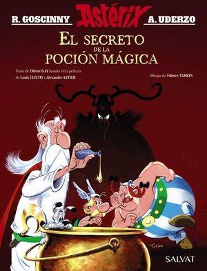ASTERIX.  EL SECRETO DE LA POCION MAGICA.  EL ALBUM DE LA PELICULA
