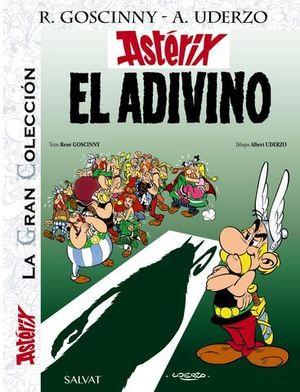 ASTERIX.  EL ADIVINO.  LA GRAN COLECCION