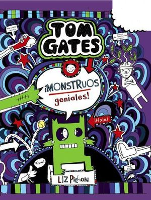 TOM GATES: ONSTRUOS GENIALES!