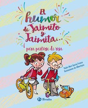 LOS CHISTES DE JAIMITO Y JAIMITA