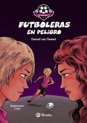 LAS AMAZONAS CF: FUTBOLERAS EN PELIGRO
