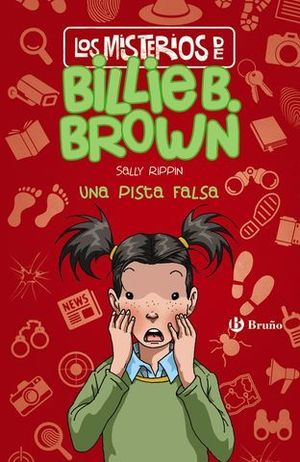 LOS MISTERIOS DE BILLIE B. BROWN, 5.  UNA PISTA FALSA