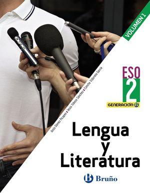 GENERACIÓN B LENGUA Y LITERATURA 2 ESO 3 VOLÚMENES