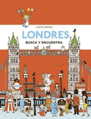 LONDRES BUSCA Y ENCUENTRA