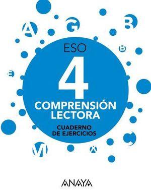 COMPRENSION LECTORA 4º ESO APRENDER ES CRECER ED. 2016