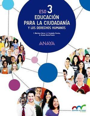 EDUCACION PARA LA CIUDADANIA ESO ( ANDALUCIA )