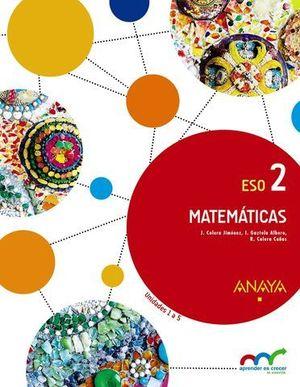 MATEMATICAS 2. ANDALUCIA