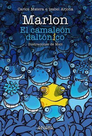 MARLON EL CAMALEON DALTONICO