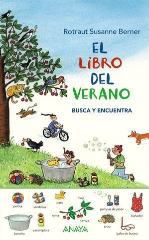EL LIBRO DEL VERANO.  BUSCA Y ENCUENTRA