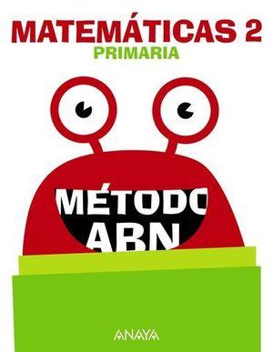 MATEMATICAS 2º EP ABN PIEZA A PIEZA ED.2018