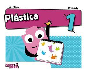 PLASTICA 1º EP PIEZA A PIEZA ED. 2018