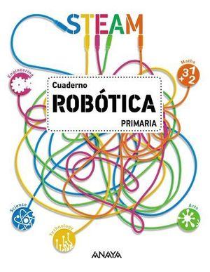 ROBOTICA 5º - 6º EP CUADERNO ROBOTICA ED. 2018