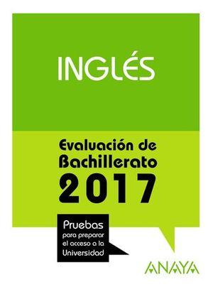 SELECTIVIDAD 2017 INGLES