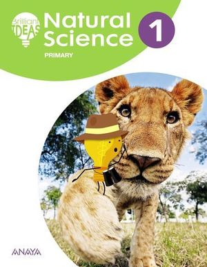 NATURAL SCIENCE 1º EP BRILLIANT IDEAS ED. 2018