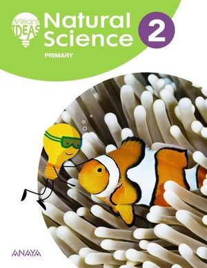 NATURAL SCIENCE 2º EP BRILLIANT IDEAS ED. 2018