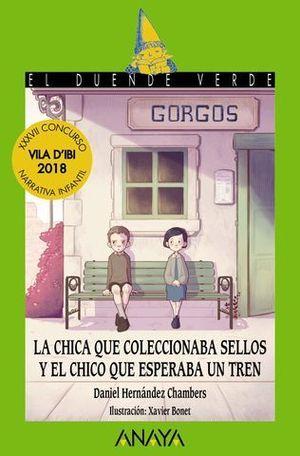 LA CHICA QUE COLECCIONABA SELLOS Y EL CH