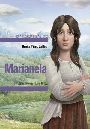 MARIANELA.  CLASICOS HISPANICOS