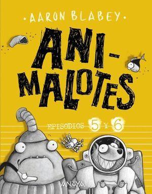 ANIMALOTES: FOLLÓN INTERGALÁCTICO / ALIENS CONTRA ANIMALOTES