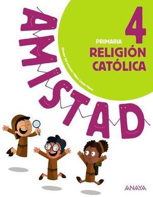 RELIGION CATOLICA 4º EP PIEZA A PIEZA ED. 2019
