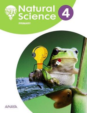 NATURAL SCIENCE 4º EP PUPIL´S BOOK BRILLIANT IDEAS ED. 2019