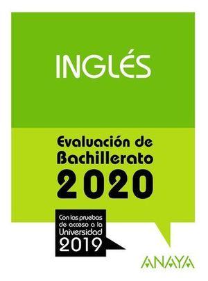 SELECTVIDAD 2019 INGLES.  EVAU 2020