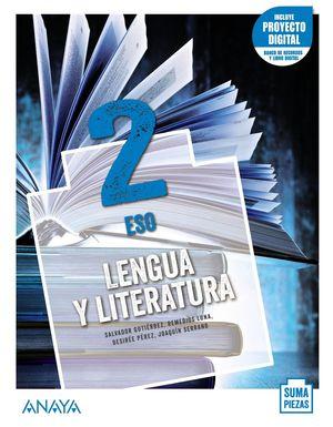 LENGUA Y LITERATURA 2. + TALLER COMPRENSIÓN ORAL