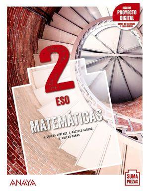 MATEMÁTICAS 2. + DUAL FOCUS.