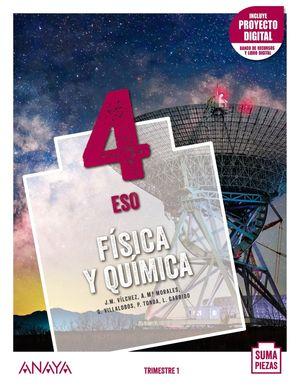 FÍSICA Y QUÍMICA 4.
