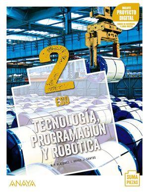 TECNOLOGÍA, PROGRAMACIÓN Y ROBÓTICA 2.