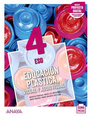 EDUCACIÓN PLÁSTICA, VISUAL Y AUDIOVISUAL 4. (OPCIÓN NO FUNGIBLE)